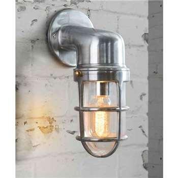 Tristan Industrial Wall Light (Diameter: 18cm)