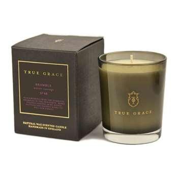 True Grace - Manor Classic Candle - Bramble - 190g