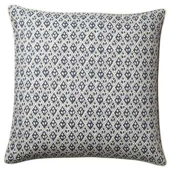 Udaipur Cushion Cover - Indigo (51 x 51cm)