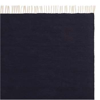 Udaka Outdoor Rug, Dark Blue (H90 x W130cm)