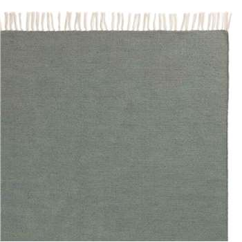 Udaka Outdoor Rug, Green Grey (H90 x W130cm)