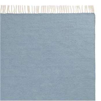 Udaka Outdoor Rug, Ice Blue (H90 x W130cm)