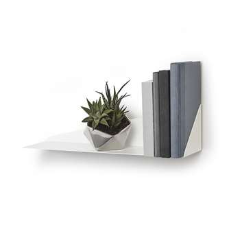 Umbra - Stealth Shelf - White (11.5 x 45.8cm)