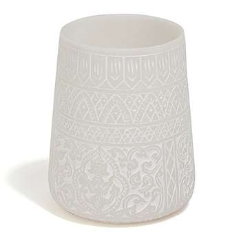 Urn Powder Stone Candle Holder (113 x 9.5cm)