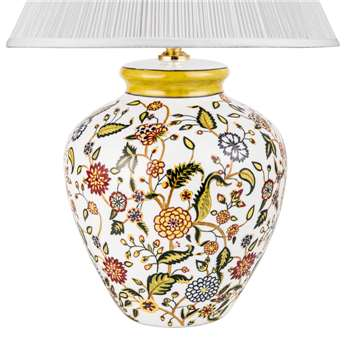 V & A Tree of Life Small Lamp Base (28 x 23cm)