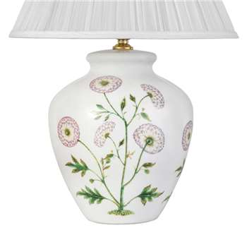 V & A Wild Flowers Small Lamp Base (31 x 19cm)