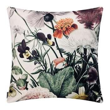 Vanilla Fly - Flora Velvet Cushion (H50 x W50cm)