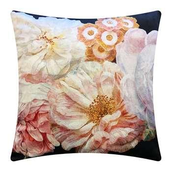 Vanilla Fly - Peachrose Velvet Cushion (H50 x W50cm)