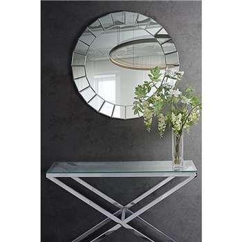 Velma Wall Mirror (89 x 89cm)