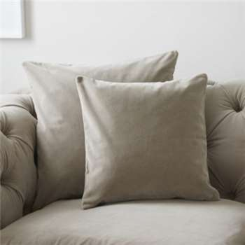 Velvet Scatter Cushion, Small (30 x 50cm)