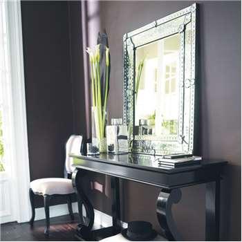 VÉNITIEN glass mirror H 90cm