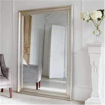 Vermont Oversized Mirror - Silver (H190 x W140cm)