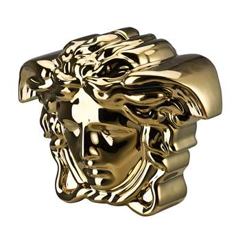 Versace Home - Break The Bank Money Box - Gold (H14 x W18 x D13.5cm)