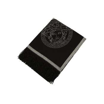 Versace - Throw - Black & White (150 x 180cm)