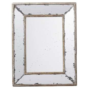 Versailles Mirror, Small - Glass (31 x 23cm)