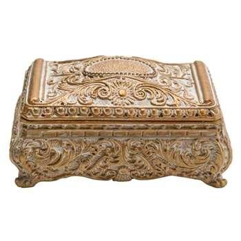 Versailles Rectangular Box (H5 x W9 x D7cm)