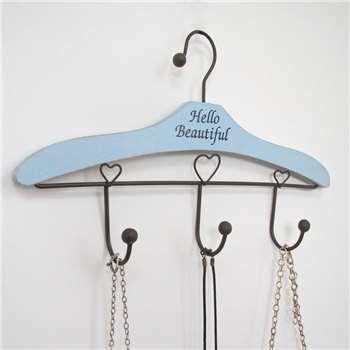 Vintage Style Jewellery / Key Hooks (20.5 x 33cm)