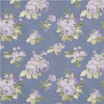 Violetta Iris Wallpaper