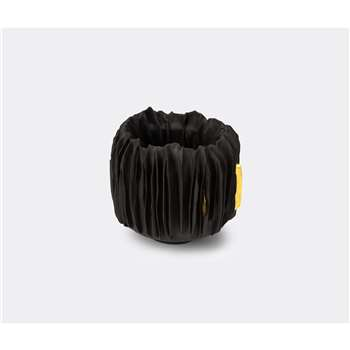 Visionnaire Decorative Objects - Black Corals vase, large in Black (Height 30cm)