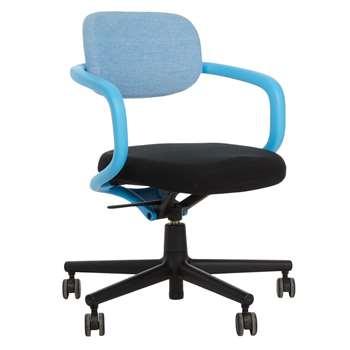 Vitra Allstar Office Chair, Blue