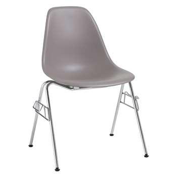 Vitra Eames DSS Chair, Mauve Grey