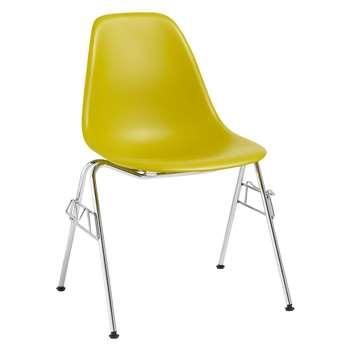 Vitra Eames DSS Chair, Mustard