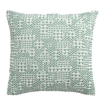 Vivaraise - Talin Cushion - Aqua (H45 x W45cm)