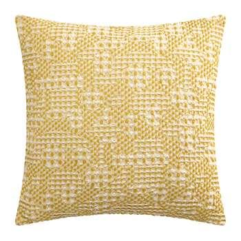 Vivaraise - Talin Cushion - Yellow (H45 x W45cm)