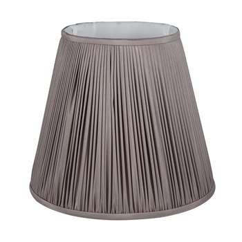 Vivienne 30cm Shade Grey (H26 x W30 x D30m)