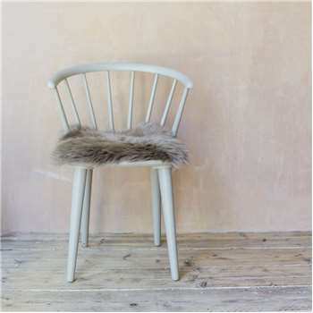 Vole Sheepskin Seat Pad (H37 x W37cm)