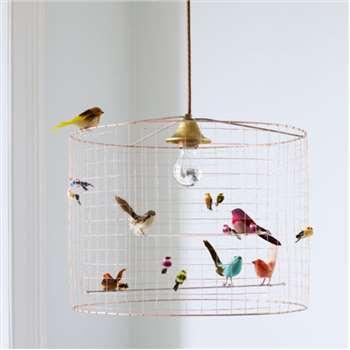 Volières Bird Cage Chandelier (33 x 45cm)