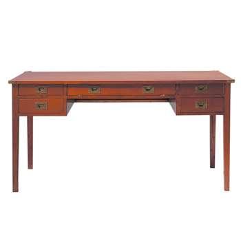 VOYAGE Solid wood desk (76 x 151cm)