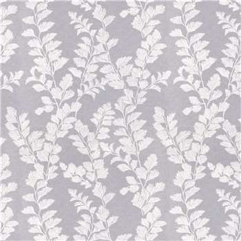 Waxham Steel Paste The Wall Wallpaper (H1000 x W53cm)