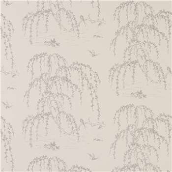 Weeping Willow Marble Wallpaper