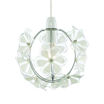 Wendy Pendant Light Shade (H20 x W21 x D21cm)