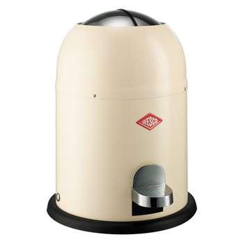 Wesco Kickmaster Bath Bin - Almond (H40 x W30 x D30cm)