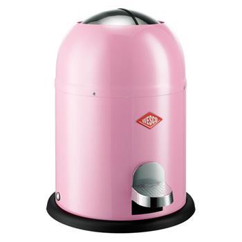 Wesco Kickmaster Bath Bin - Pink (40 x 30cm)