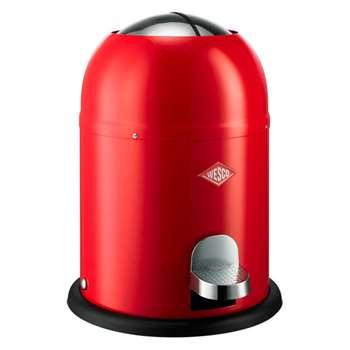 Wesco Kickmaster Bath Bin - Red (H40 x W30 x D30cm)