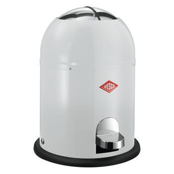 Wesco Kickmaster Bath Bin - White (H40 x W30 x D30cm)