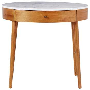 west elm Penelope Mini Desk (H76 x W81 x D51cm)