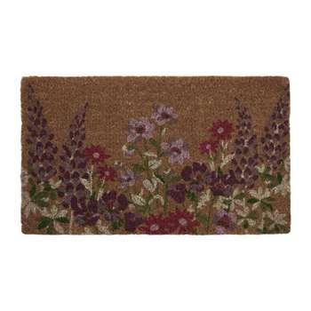 Wild Meadow Grape Doormat (Width 75cm)