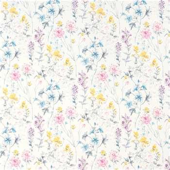 Wild Meadow Multi Wallpaper