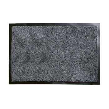 William Armes Dandy Washamat Doormat, Anthracite (60 x 40cm)