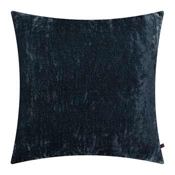 William Yeoward - Paddy Velvet Cushion - French Navy (H50 x W50cm)