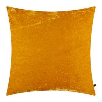 William Yeoward - Paddy Velvet Cushion - Mustard (H50 x W50cm)