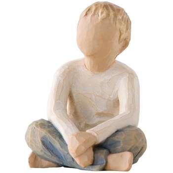 Willow Tree - Imaginative Child - Figurine (H6 x W10.5 x D7cm)