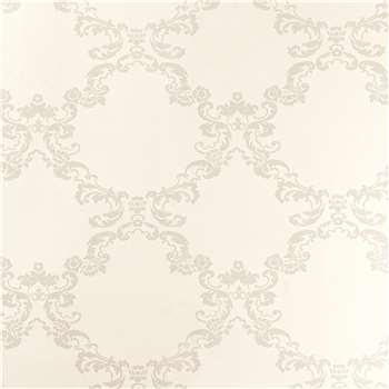Wilton Pale Linen Wallpaper