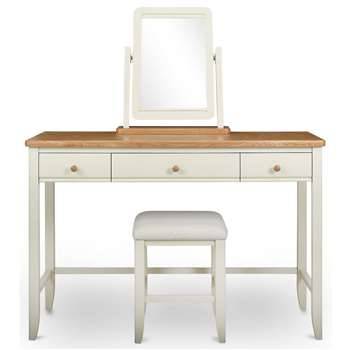 Winchester Dressing Table Set Cream (55 x 50cm)