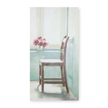 Window Chair Canvas