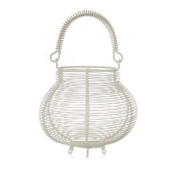 Wire Egg Holder (27 x 17cm)